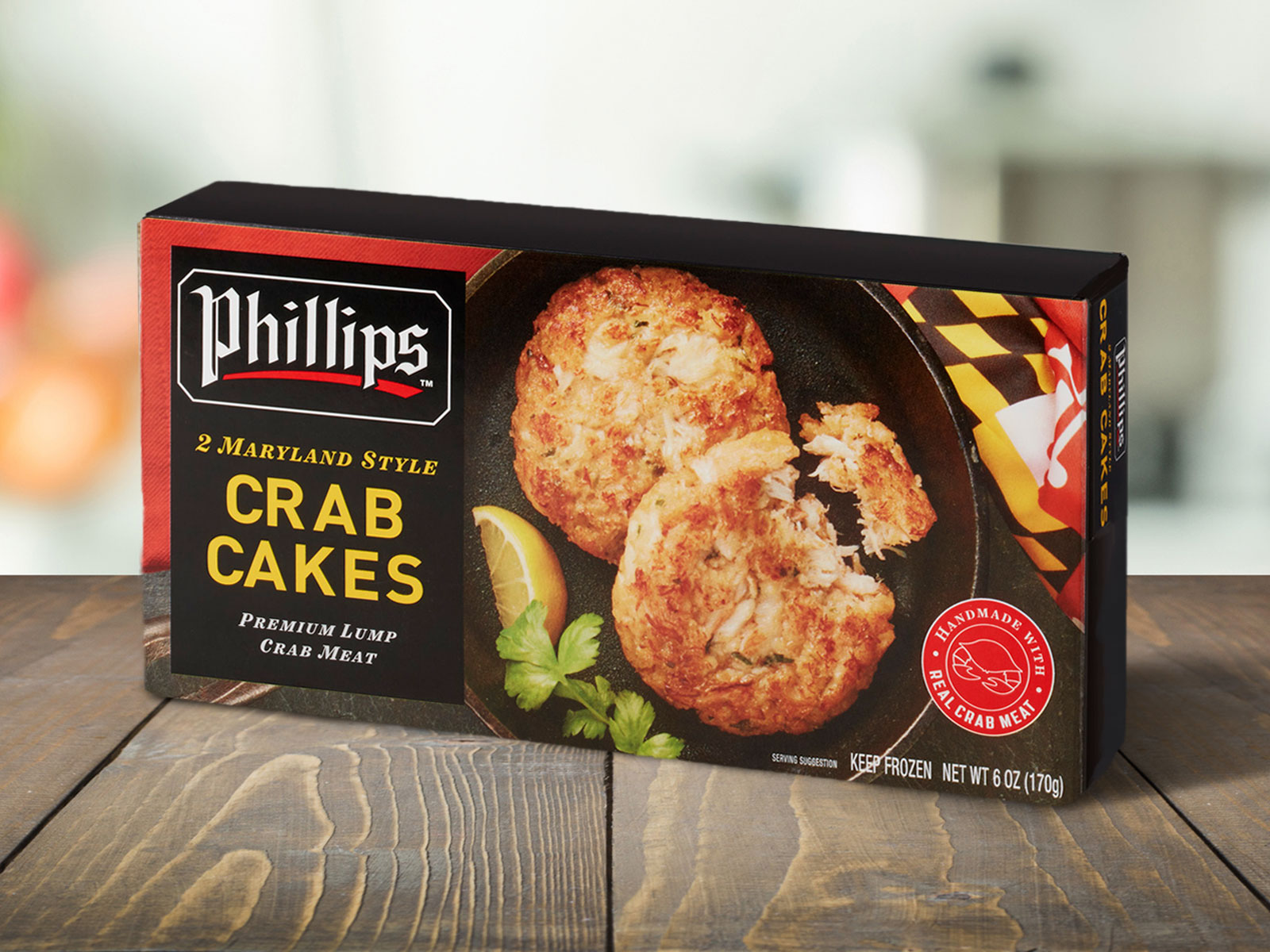 Maryland Style Crab Cakes Phillips Foods Inc