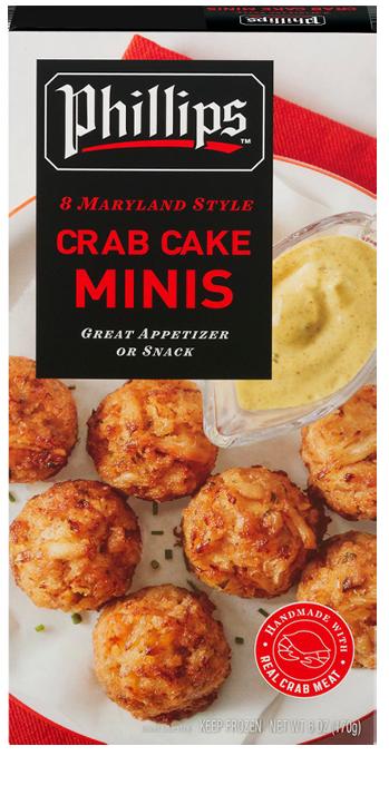 Crab Cake Minis
